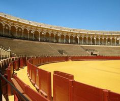Bull ring, Sevilla, Spain