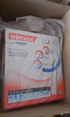 Gitte´s Testberichte: elmex® ProClinical® A1500