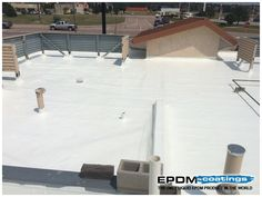 Reasons to go for Liquid EPDM Rubber  #EPDMRubber, #EPDMRubberRoofing  http://epdmrubberroofing.weebly.com/blog/liquid-epdm-rubber-is-applicable-directly-to-virtually-any-surface