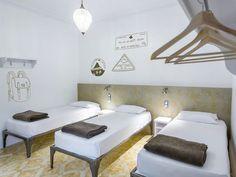 Casa Gracia Barcelona Hostel   Auberge de jeunesse à Barcelone   Hotels-insolites.com