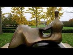 ▶ Henry Moore • Music by Krzysztof Penderecki - YouTube