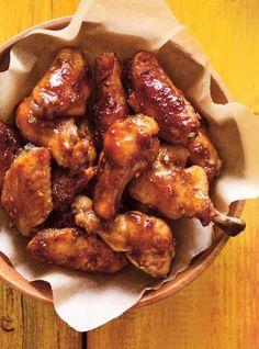 Recette d'ailes de poulet miso-érable de Ricardo