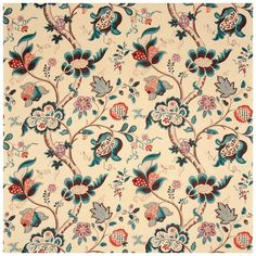 Sanderson Vintage Roslyn Fabric Collection DVIPRO205