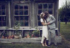 El amor siempre es inspirador. Fotografía en D'art photographie.