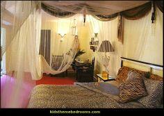 safari theme bedroom ideas-decorating jungle themed rooms