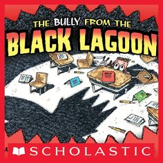 The Bully from the Black Lagoon (Black Lagoon Adventures) When a boy hears that a noted bully known as Butch Pounder is tranferring to school, he is afraid of the trouble that Butch will cause. Books For Boys, Childrens Books, Bad Case Of Stripes, Books About Bullying, Nurse Office, Teachers Pet, Award Winning Books, Black Lagoon, Reading Levels