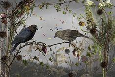 Jason DeMarte, Cowbirds and Cake Sprinkles @artsy