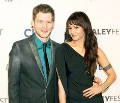 The Originals actor Joseph Morgan is engaged to his girlfriend Persia White, his rep confirms to Us Weekly