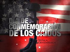 memorial day in spanish language