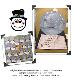 First Grade Blue Skies: Label It Space! and Snowglobe Writing Prompt Freebie
