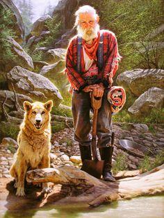 ВРЕМЕНА ЗОЛОТОЙ ЛИХОРАДКИ .... Обсуждение на LiveInternet - Российский Сервис Онлайн-Дневников Paintings I Love, Indian Paintings, Beautiful Paintings, Realistic Paintings, Cowboy Art, Cowboy And Cowgirl, American Indian Art, Native American Art, American Indians