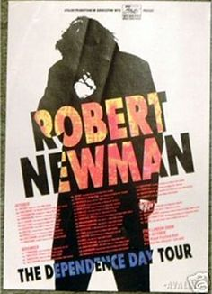 Robert (Rob) Newman - The Dependence Day tour. Hyena comedy club, Newcastle
