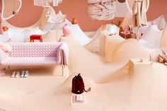 <p>In celebration of the 10th anniversary of a trade event Modefabriek, photographer Floor Knaapen and Grietje Schepers present Nude vs Naked. The shoppable exhibition presents fashion, design and art
