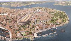 Δείτε πως ήταν η Κωνσταντινούπολη πριν την Άλωση