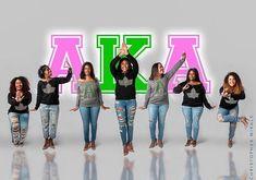 Me and my beautiful family proudly representing Alpha Kappa Alpha Sorority, Inc. Sorority Poses, Aka Sorority, Sorority Sisters, Sorority Outfits, Sorority And Fraternity, Sorority Girl Style, Alpha Group, Alpha Kappa Alpha Sorority, Alpha Kappa Alpha Paraphernalia