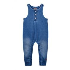 Buy Baby Joule Frankie Dungarees, Denim Blue from our Baby & Toddler Dungarees range at John Lewis & Partners. Denim Look, Blue Denim, Denim Dungarees, Overalls, Toms, Joules, Kind Mode, Dressing, Rompers