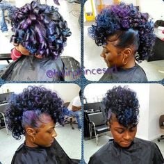 STYLIST FEATURE| Love this #mohawk #transformation done by #DetroitStylist…