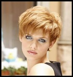 The Hairstyle Gallery : Short hairstyles for women