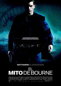 El mito de Bourne (2004) - Ver Películas Online Gratis - Ver El mito de Bourne Online Gratis #ElMitoDeBourne - http://mwfo.pro/185004