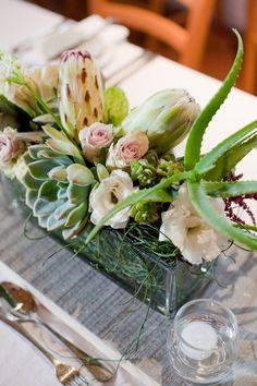 Lelanie & LeRoux's DIY Wedding - French Flair  (1)