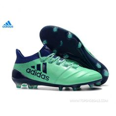 58371d7f4112f6 2018 FIFA World Cup adidas X 17.1 FG CP9163 Aero Green Unity Ink Hi-Res  Green Football shoes. Hotrunningshoeshelper · soccer spike