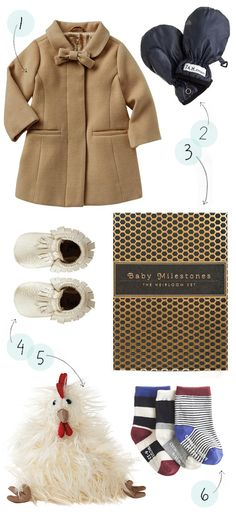 GIft Guide for Baby | Sycamore Street Press