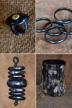 Adele-Dejak-Memory-Amy-Winehouse-Black-Accessories-Rings-Bracelets-Cuffs