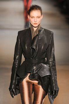 Haider Ackermann Fall 2012 RTW