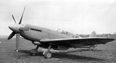The last version of the reconnaissance spitfire the PR.XIX