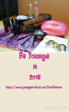 Be younique!! Choose Younique I love it. https://www.youniqueproducts.com/FionaGilmour