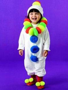 Новогодний костюм для годовасика