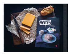 Test du livre de Recettes de fromages végan de Marie Laforêt