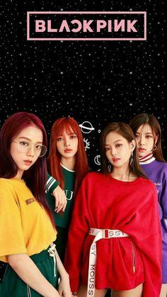 Profil dan Sejarah Blackpink : Cantik dan Enerjik - K-POP mama Kpop Girl Groups, Korean Girl Groups, Kpop Girls, Lisa Blackpink Wallpaper, Trendy Wallpaper, Rainbow Wallpaper, Dark Wallpaper, Divas, Blackpink Jisoo