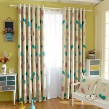 2015 New modern Children Blackout Curtains for Kids bedroom Living Room Window Treatments Shade Panels Drapes and Blinds(China (Mainland)) Yellow Bedroom, Curtains Living Room, Home Living Room, Home Textile, Curtains, Kids Bedroom, Drapes And Blinds, Blue Blackout Curtains, Living Room Windows