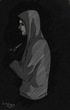 Simon by Liofren | // Cry of Fear http://liofren.deviantart.com/art/Simon-493924955