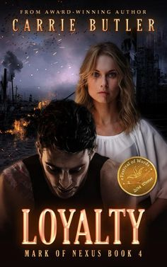 Pls VOTE: AUTHORSdb:  Cover Contest 2018: Loyalty