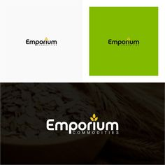 Emporium Commodities - Design logo for materials used animal feed We buy and sell commodities to produce feed for animals like wheat, fish flower, oats, grains, etc. We import and Export