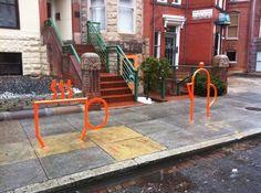 Urban Amenity Bicycle Rack