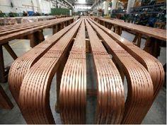 MCX Copper futures falls by 0.18% on weak global cues  By www.100mcxtips.com/blog/