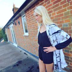 A sneak peak at today's photo shoot ✨ Model: @matthewshanni  Wearing: 'Gossip' scarf by The Ananda Tree paired with playsuit by @brandymelvilleusa and boots by @topshop  #shopifypicks #folksy #ecofashion #sustainable #veganfashion #vegan #organic #bamboo #sustainabilityinstyle #smartgirlsgogreen #ecofriendlyfashion #outfitoftheday #fashiondiaries #fashionblogger #fashiongram #fashionlover #scarf #scarves #dontforgetyourscarf #springfashion