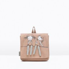 Image 1 of DOLLS BACKPACK from Zara