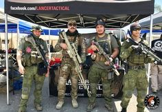 Checkout @thebrainexploder @cqbrussianairsoft @bb3ar and @airsoftsamurai geared up in Lancer Tactical Russian Flora Combat Uniforms for @scvillage Operation Black Shield 7! We have more than 10 camo variations and sizes ranging from X-Small to XXX-Large link in bio. Thanks to everyone who came by the booth to see us at #BlackShield! #lancertactical #strikehard #strikefast #scvillage #opblackshield #milsim #airsoft #socalairsoft #airsoftnation #airsoftworld #pewpew