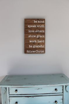 Wooden Sign- Pallet Art House Rules Sign by HeartwoodCreativeCo on Etsy https://www.etsy.com/listing/216253666/wooden-sign-pallet-art-house-rules-sign