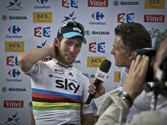 Team Sky | Pro Cycling | Latest News 2012 | Scott Mitchell stage two gallery. Talking through a perfectly-executed finish which sealed win number 21 at the Tour de France