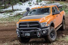 AEV Ram Trucks Prospector
