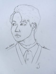 Jimin BTS #jimindrawing #jimin #drawing #jiminsketch #sketchjimin Bts Jimin, Drawings, Art, Sketch, Kunst, Portrait, Drawing, Resim, Paintings