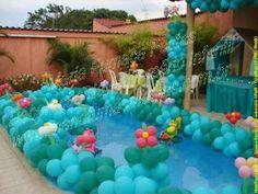 decoração festas - Pesquisa Google