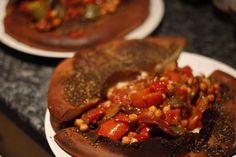 Moroccan-style Spiced Vegetable Stew with Maneesh