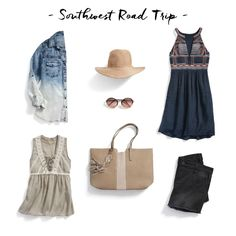 If the Southwest is calling your name, take a page from the boho book. Lightweight pieces will bring an added cool factor to your desert-approved ensembles.