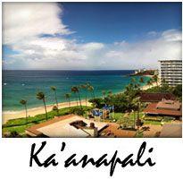 Kaanapali Maui map and activities guide!!!!!!
